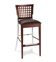 Gar Series 2269 Barstool with Padded Seat