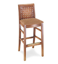 Gar Series 350 Padded Seat Barstool
