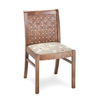 Gar Series 350 Side Chair with Padded Seat