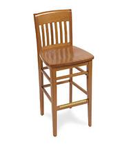 Gar Series 379 Saddle Seat Barstool