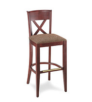Gar Series 123 Padded Seat Barstool