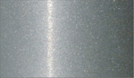 Glaro SM Silver Metallic Powder Coat  Finish