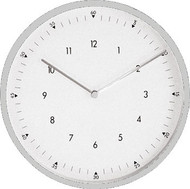 Peter Pepper Model 344 - Round Wall Clock