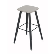 Safco AlphaBetter Height Adjustable Student Stool 1205BE - Beige