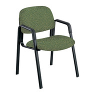 Safco 7046GN Cava Urth Straight Leg Side Chair - Green