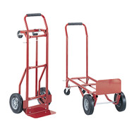 Safco 4086R Convertible Heavy-Duty Hand Truck
