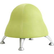 Safco 4755GS Runtz Ball Chair - Sour Apple Mesh