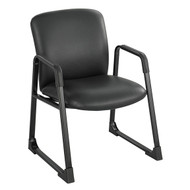 Safco Uber Big and Tall Vinyl Guest Chair 3492BV