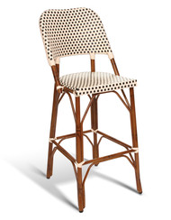 Gar Seaside Outdoor Bar Stool - No Arms