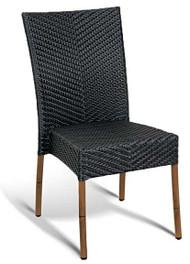 Gar Vineyard Outdoor Stacking Side Chair