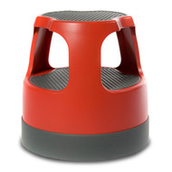 Cramer Red Task It Round Step Stool 50011PK-43