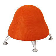 Safco 4755OR Runtz Ball Chair - Orange Mesh
