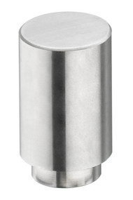 Schwinn 4141 Knob, Brushed Stainless Steel (UPC 4000913522152)