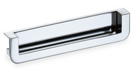 Schwinn 2518 Recessed Edge Pull, Polished Chrome (UPC 4000913521759)