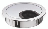 Schwinn 4398/60 Grommet, Polished Chrome (UPC 4000918541356)