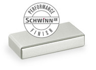 Schwinn 2891/32 Pull Satin Nickel Performance Finish (UPC 4000913590540)