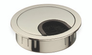 Schwinn 4398/50 Grommet, Satin Nickel (UPC 4000918541943)