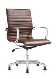 Woodstock Janis Side Chair - Brown