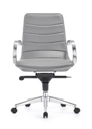 Woodstock Marie Mid Back Task Chair - Midtown Gray