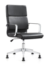 Woodstock Jimi Side Chair - Black