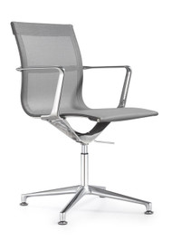 Woodstock Joan Side Chair - Gray
