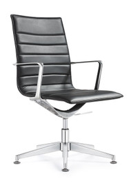 Woodstock Joe Side Chair - Carbon Black