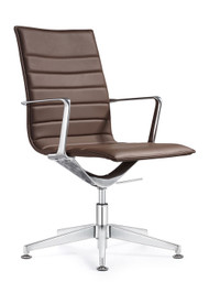 Woodstock Joe Side Chair - Chestnut Brown