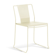 GAR Products Palamos Side Chair  - Indoor / Outdoor - Cream