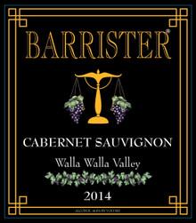 2015 Cabernet Sauvignon, Walla Walla Valley