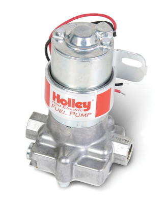 "Holley 97 GPH ""Red"" Electric Fuel Pump (HOL-12-801-1)"