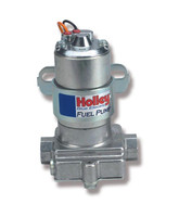 "Holley 110 GPH ""Blue"" Electric Pump Without Regulator (HOL-12-812-1)"