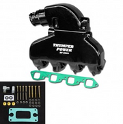 IMCO Thumper Power Big Block Manifold & Riser Kit Black (02-8300)