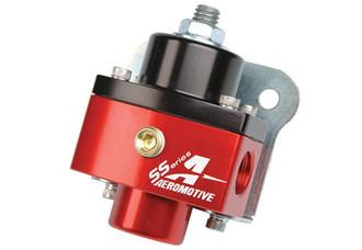 Aeromotive Carbureted Adjustable Regulator, Billet 2-Port AN-6 (AER-13201)