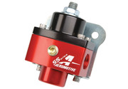 Aeromotive Carbureted Adjustable Regulator, Billet 2-Port AN-6 (AER-13201)