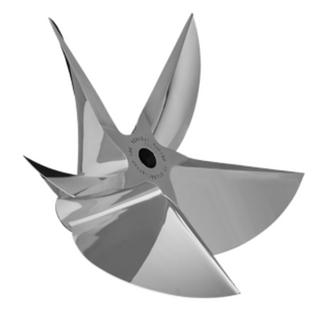 Mercury CNC Machined 5 Blade Cleaver