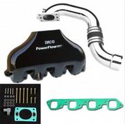 "IMCO PowerFlow Big Block Manifold and ""S"" Riser Kit (02-8336)"