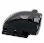 IMCO PowerFlow Plus 90-Degree Riser (Black) (02-8077)