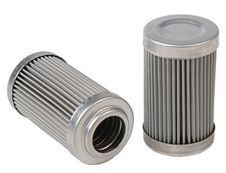 Aeromotive Replacement Fuel Filter 100 Micron Element for ORB-10 Filters (AER-12604)