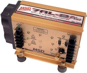 MSD 7AL-2 Plus Ignition Control, Pro Race, 4, 6, 8 Cyl (MSD-7222)