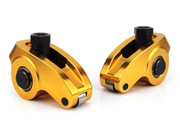 "Comp Cams Ultra-Gold™ ARC Series Aluminum Rocker Arms: Chevy; 7/16"" Stud, 1.7 Ratio (CC-19021-16)"