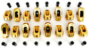 "Comp Cams Ultra-Gold™ARC Series Aluminum Rocker Arms: Chevy; 3/8"" Stud, 1.5 Ratio"