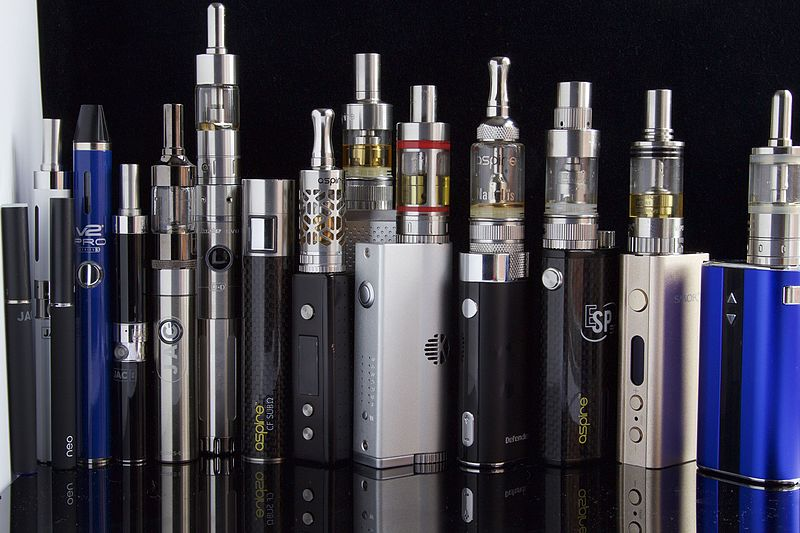e-cigarettes, vaping, e-cigs, selling e cigarettes and e-cigarette display