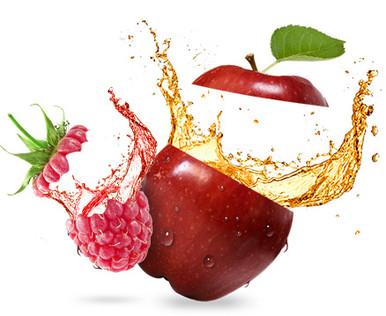 OMG Apple & Raspberry E Liquid By OMG E Juices