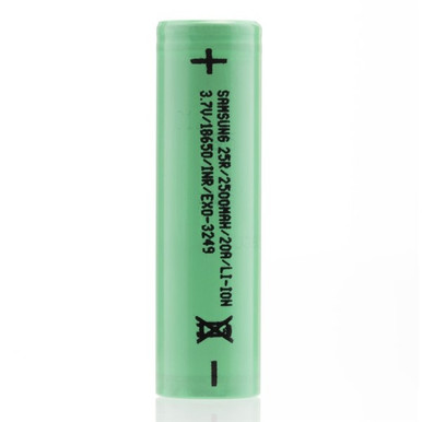 Samsung 18650 25R 2500 mAh 20A Battery