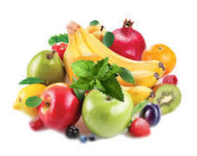 Fruit Menthol e liquid by OMG