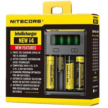 NiteCore Intellicharger i4 Battery Charger Free Delivery