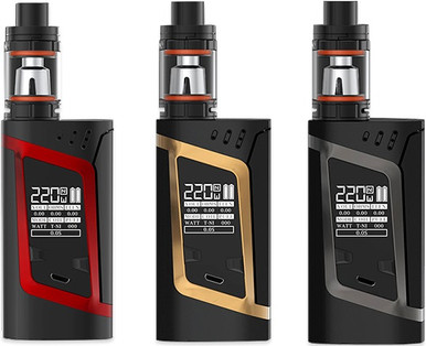 Smok Alien 220W TC Starter Kit Free E Liquid Free Delivery