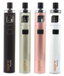 Aspire PockeX Pocket AIO Starter Kit 1500mAh £23.89
