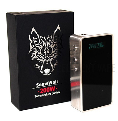 SnowWolf 200W Temp Control Box Mod Free Delivery