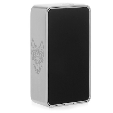 SnowWolf Mini 75w TC Box Mod Front